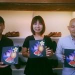 8/10台風の為、8/17振り替え教室〜〜♪♪