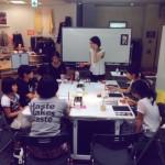 8/28(日)クレドさんにて夏休みイベント〜〜♪♪