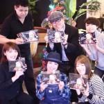 11/26hi-fiveさんにてチョークアート教室です〜〜♪♪