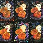 10月14日 ルネスホールさんにて開催 チョークアート教室